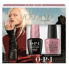 OPI ICELAND Collection - Reykjavik Has All The Hot Spots Duo