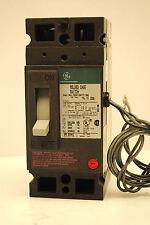 GE TED124YT150 Molded Case Switch W/12VDC Shunt Trip 2-Pole 150Amp 480VAC 250VDC