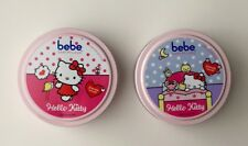 Bebe Zartcreme Baby Cream Tin Hello Kitty Limited Edition 2x 150ml Pack Of 2