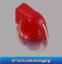 Chicken Head - klein -CHKKL-RD- Potiknopf, Knopf, Rändelachse, Chickenhead Knob