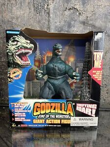 Rare Trendmasters 1994 Godzilla King Of The Monsters Giant Action Figure Vintage