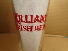 COORS Light KILLIANS Irish Red Beer Mancave Bar Drink Glass