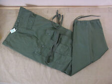 Sz. L US Army Vietnam Pantalon Field Trousers Jungle Pants m64 Olive Pantalon 1st CAV