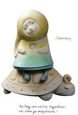 NEW JOURNEY - CHILD AT HEART SERIES DOLL FIGURINE DESIGNED BY IMA NARODITSKAYA