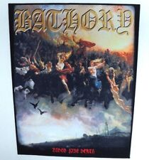BATHORY  BLOOD FIRE DEATH BACK PATCH