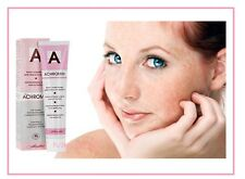 ACHROMIN WHITENING SKIN CREAM Anti dark age spots,Pigmentation 45 ml