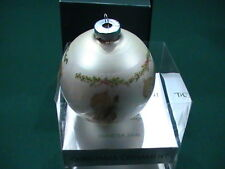 "New Hallmark Betsey Clark 3 1/4"" Glass Christmas Ornament 1974 Music Musicians"