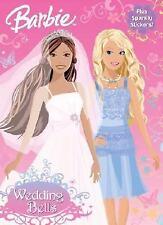 Wedding Bells (Barbie) (Hologramatic Sticker Book) by Golden Books