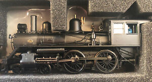 Bachmann 4-4-0 Locomotive American Richmond HO Scale in Box DCC 83402 nice loco