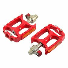 Wellgo Quick Release M138 Bearing Pedal , Red
