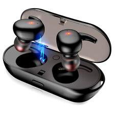Handsfree 5.0 Wireless Headphones TWS Earphones Mini In-Ear Pods For IOS Android