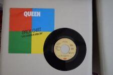 """Queen Hard Rock 7"""" Singles"""