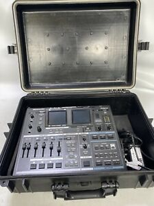 Roland VR-5 Pro AV Mixer & Recorder for Live Video Production Switcher Webcaster