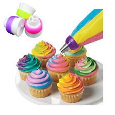 Icing Piping Nozzles Tips Pastry Bag Cake Cupcake Sugarcraft Decorating Tool  PQ