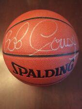 Bob Cousy Signed Auto Basketball Boston Celtics NBA Beckett COA