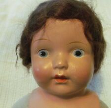 """Vintage Cry Box Baby Doll 1930-40's Catalog Montgomery Wards/Sears 20"""""""