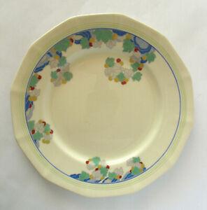 Royal Doulton ~ Art Deco  ~ Wynn ~ D5501 ~ Entree Plate - 24.5cm