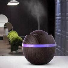 500ML LED Ultraschall Luftbefeuchter Aroma Diffuser Aromatherapie Duftlampe DHL