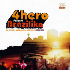 Brazilika = 4 Hero = Osunlade/AZYMUTH/Hunter... = Electro latin broken beat riproduce
