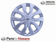 "Genuine Nissan 2012-2019 Rogue 17"" Hubcap Wheel Cover NEW OEM"