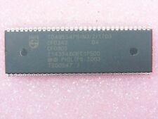 ci TDA 9554 PS / N3 / 2 / 1703 ~ ic TDA9554PS/N3/2/1703 ~ DIP64 (PLA021)