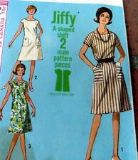 *Lovely Vtg 1960s Dress Sewing Pattern Medium Bust 34-36