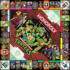 Monopoly Contemporary Board and Traditional Games