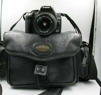 Fotocamera reflex digitale Canon EOS 350D + obiettivo 18-50 macchina fotografica