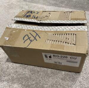 TOA | BG-220 CU | Input Mixer Amplifier| **New - OB**