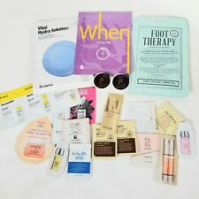 Korean Beauty Mask and Skincare Sample Bag