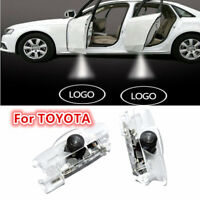 Auto Car Door Courtesy LED Projector Shadow Light For TOYOTA Logo Welcome Lights