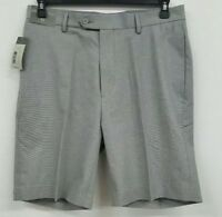 Daniel Cremieux Signature Grey Woven Men's Shorts NWT $69.50 Choose Size
