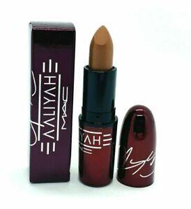 MAC AALIYAH Matte Lipstick TRY AGAIN 0.10 oz / 3 g NIB
