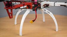 Tall Landing Skid Gear Quadcopter legs For DJI F450 F550 SK480 FPV
