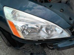 2003-2007 Honda Accord passenger right headlight head light lamp 03 04 05 06 07