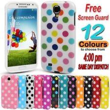 Fundas y carcasas Para Samsung Galaxy S4 de silicona/goma para teléfonos móviles y PDAs Samsung