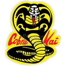 The Karate Kid Cobra Kai Vinyl Car Sticker