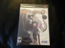 PS2 Digital Devil Saga 2 Shin Megami Tensei SEALED NEW RARE!!!!