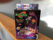 NEW 1996 SPACE JAM Tune Squad Shoot Out Travel Game 1 Owner NRFP