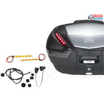 Givi E135 Stop light Kit, Led Brake Lights for All V47 Monokey Top Boxes (new)