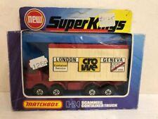 Matchbox Matchbox Superkings Diecast Trucks