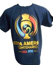 Youth Copa America Centenario Soccer Football Shirt New S, M, L, XL