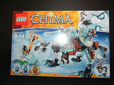 LEGO CHIMA 70143 ~ SIR FANGAR'S SABER-TOOTH WALKER 415 Pieces NEW - MINT!