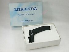 MIRANDA Flash Gun Bracket + Box
