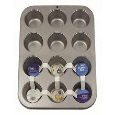 PME Non Stick 12 CUP MUFFIN Cake Baking Pan Tin Tray Bakeware