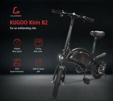 """Kugoo Kirin B2 - Bicicletta elettrica pieghevole 14"""" -con APP 45km/h 7,5Ah IP54"""