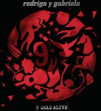 Rodrigo y Gabriela - 9 Dead Alive [New CD] With DVD, Deluxe Edition