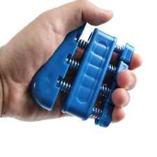 Strength Hand Grip Wrist Finger Forearm Training Gripper Power ExerciserB.FN