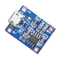 20PCS MICRO USB TP4056 5V 1A Lithium Battery Charging Module