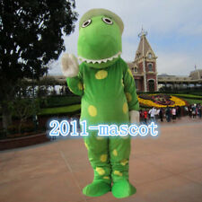 Dorothy the dinosaur Adult Mascot Costume For Festival new year party